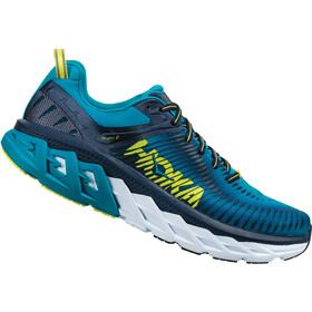 Hoka One One M's Arahi 2 Running Shoes caribbean sea/dress blue